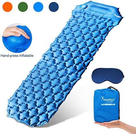 Top 10 Best backpacking sleeping pad ultralight Reviews