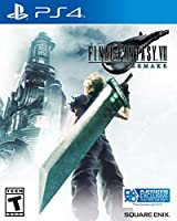 Final Fantasy VII: Remake(輸入版:北米)- PS4