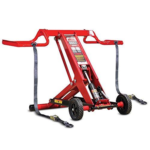 MoJack HDL 500 Multi-level Safety Braking System Lawn Mower Lift