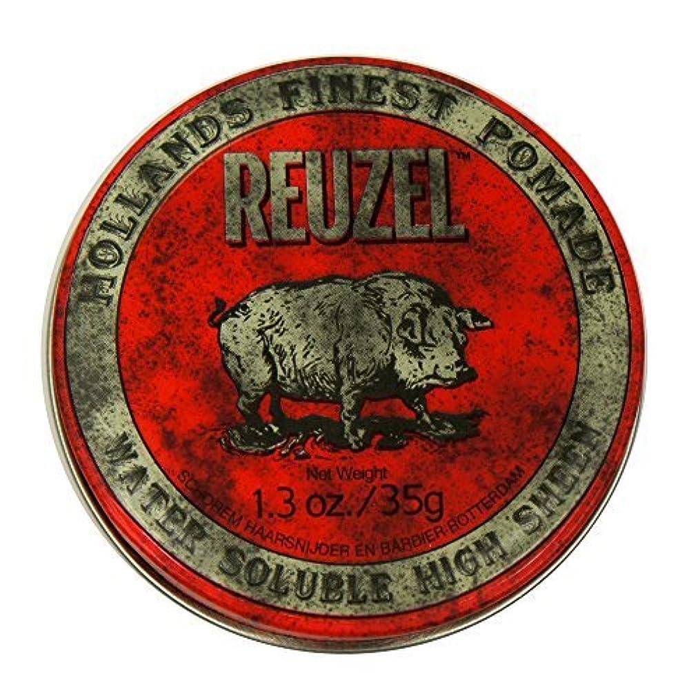 アカデミックテンション割り込みReuzel Red Hair Pomade Piglet 1.3oz [並行輸入品]