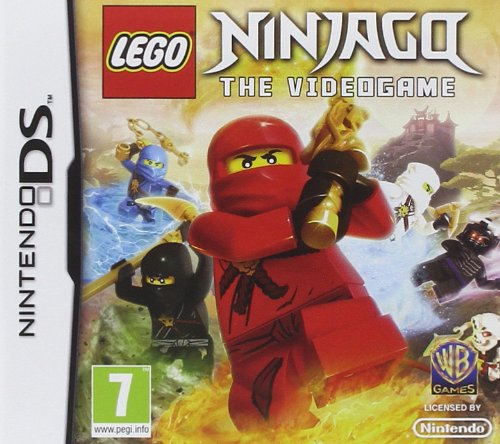 Lego Ninjago: The Videogame (Nintendo DS) [Import UK]