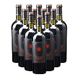 [12本まとめ買い] ファンティーニ サンジョヴェーゼ テッレ ディ キエティ 2019年 ファルネーゼ イタリア アブルッツォ 赤ワイン ミディアムボディ サンジョヴェーゼ 750ml