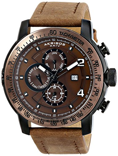 Your husband is going to love this bronze watch as a traditional bronze 8th anniversary gift idea for men