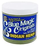 Blue Magic Originals Indian Hemp 12 Ounce Jar...