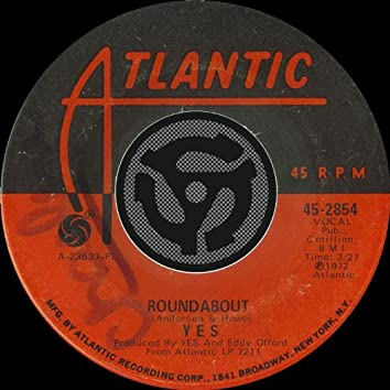 Roundabout [Single Edit] / Long Distance Runaround [Digital 45]