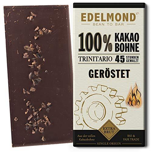 Bio-Schokolade aus 100% Kakao