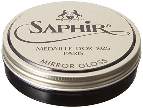 Saphir Medaille d'Or Mirror Gloss Polish 75ml - Black