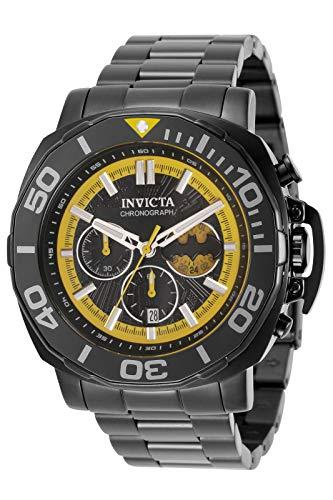 Invicta DC Comics - Batman 35076 Reloj para Hombre Cuarzo - 48mm