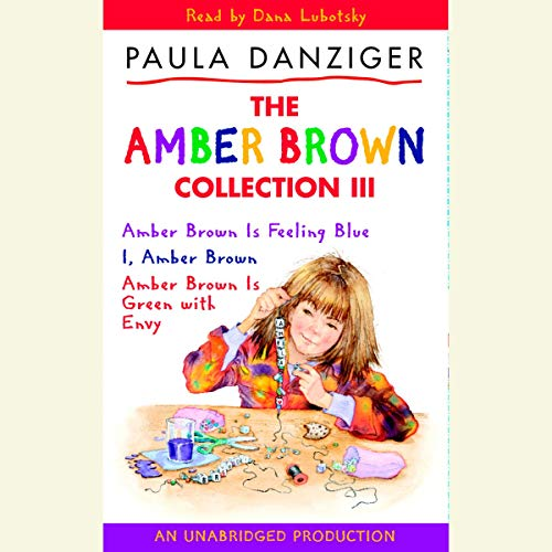 The Amber Brown Collection III audiobook cover art
