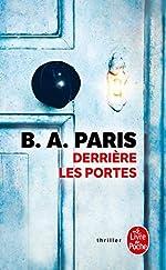 Derrière les portes de B.A. Paris