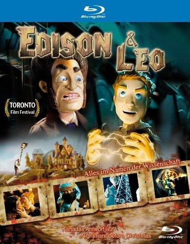 Edison & Leo (2008) ( Newton and Leo ) (Blu-Ray)
