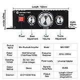 Zoom IMG-2 mini amplificatore audio bluetooth hifi