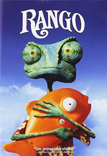 Rango [Italia] [DVD]