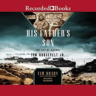 His Father's Son audiobook cover art