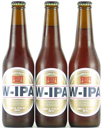 箕面ビール『MINOH BEER W-IPA』