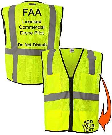 Top 10 Best drone safety vest Reviews