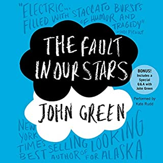The Fault in Our Stars cover art