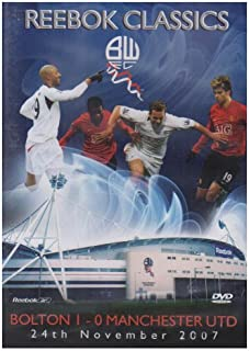Fa Cup Final 1958 - Bolton Wanderers V Manchester United [Import anglais]