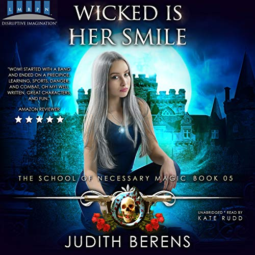 Wicked Is Her Smile audiobook cover art