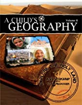 A Childs Geography Explore the Holy Land by Voskamp, Ann, Peckover, Tonia (April 30, 2008) Paperback