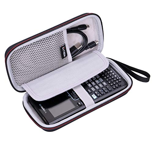 LTGEM EVA Hard Case for Texas Instruments TI-36X Pro/Nspire CX CAS Graphing Calculator