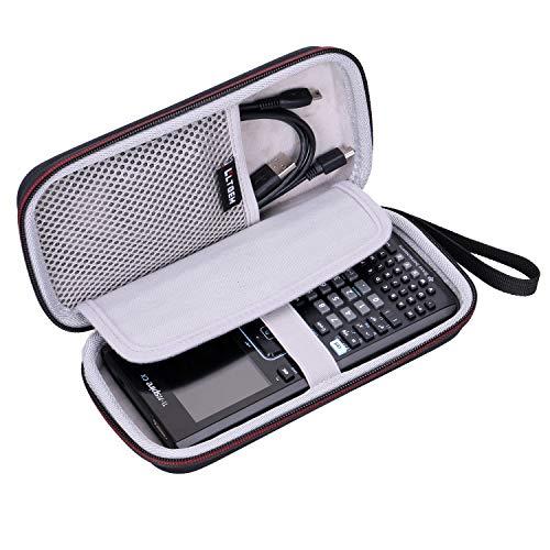 LTGEM EVA Hard Case for Texas Instruments TI-36X Pro/Nspire CX CAS Graphing Calculator