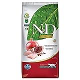 Farmina Natural & Delicious Grain Free Chicken and Pomegranate Adult Cat, 11 lb bag