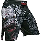 Hardcore Training Shorts Pitbull City - Men - MMA UFC Cage Fight Grappling-l Pantalones...