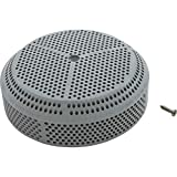 Balboa Water Group Suction Cover, BWG, 4-7/8', 179/256 gpm, Light Gray