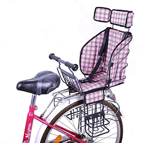 GPWDSN Kinderfietsstoel Kids Elektrische Fiets Voorstoel Baby Zadel Kussen Carrier Sport Veiligheid Stabiel