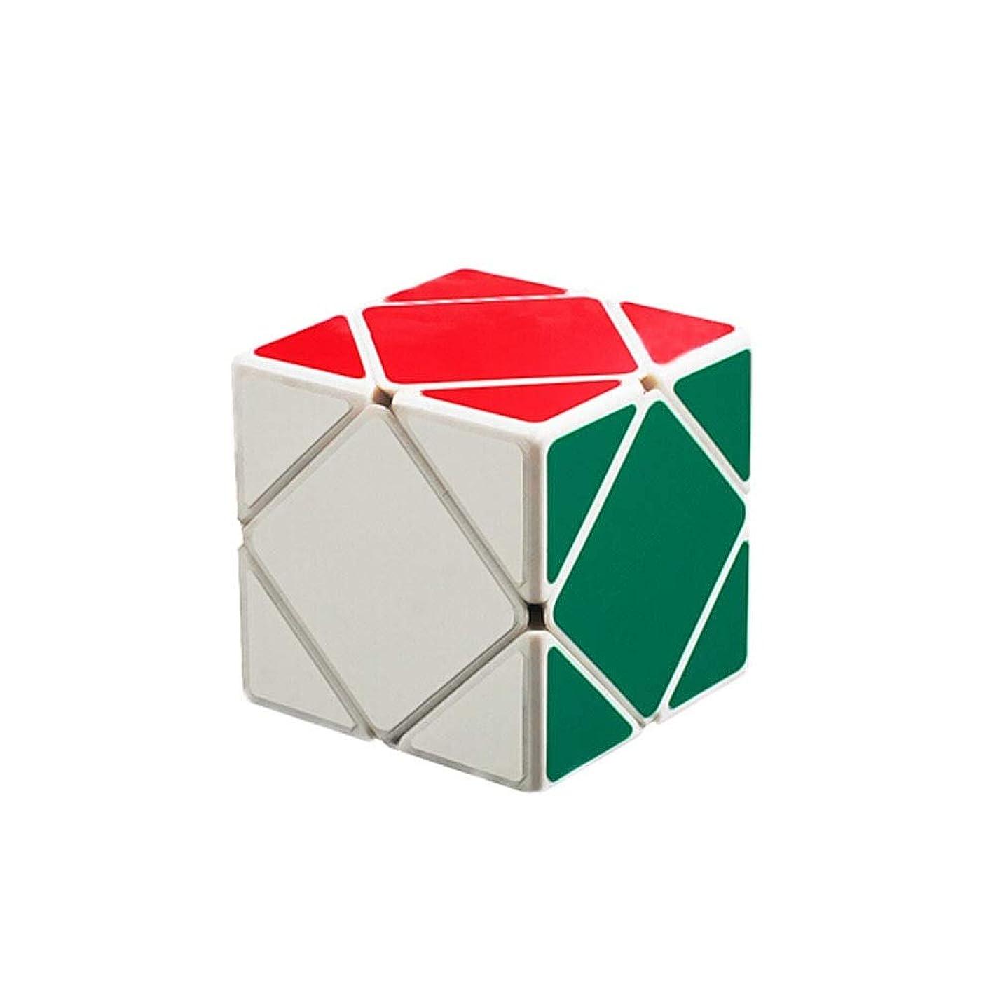 救急車邪悪な露Jinnuotong ルービックキューブは指を柔軟なスピードにすることができますルービックキューブ、創造的なランダムツイストデザインは、贈り物として使用することができます。 エレガントで快適 (Edition : Third order)