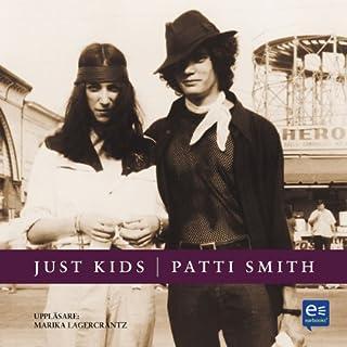 Just Kids (Swedish Edition) audiobook cover art