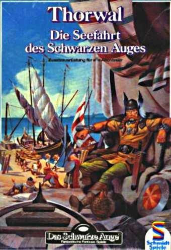 DSA BOX: Thorwal, No. 01725, Schmidt Spiele (Die Seefahrt des schwarzen Auges )