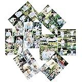 LLGL-EU 8 Stück BTS Bangtan Boys Poster,