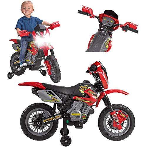 Famosa -  Feber 6V Motorrad