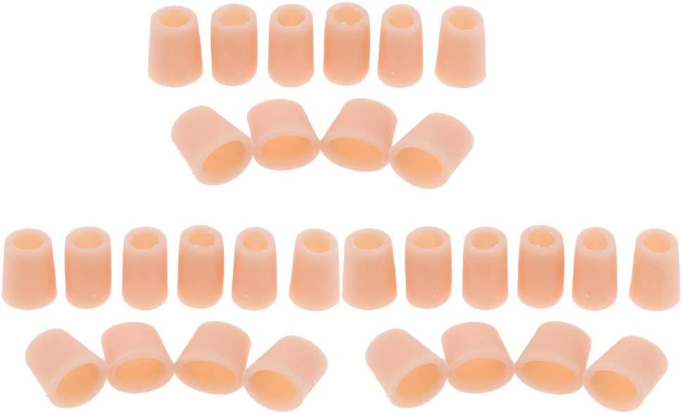 Max 87% OFF AMLESO 15 Pairs Gel Free Shipping New Toe Cap Pads Cushions Sleeve Protector G
