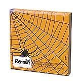 Renova Servilletas De Papel Decoradas Halloween Araña - 20 Servilletas de Papel