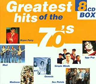 Madness, Generation X, The Stranglers, Sex Pistols, P.I.L., The Knack, Atomic Rooster..