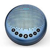 eMeet Bluetooth Konferenzlautsprecher - Luna Lite USB Freisprecheinrichtung für 5-10 Personen,...