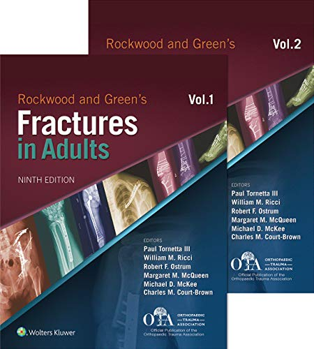 Rockwood and Green's Fractures in Adults (English Edition)