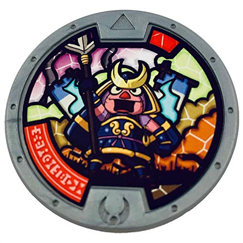 Yo-Kai Watch Series 3 Reuknight Medal