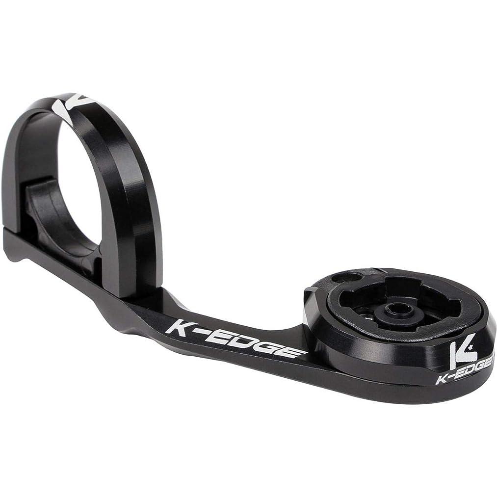 K-Edge Sport Handlebar Computer Mount for Lezyne Black, One Size