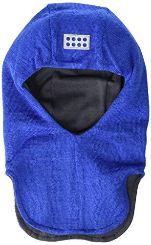 Lego Wear Lego Duplo Lwaustin 705-Sturmhaube Strick Bonnet, Bleu (Blue 553), 47/49 (Taille Fabricant: 48) Mixte bébé