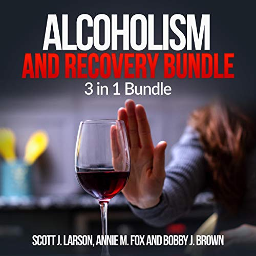 Alcoholism and Recovery Bundle: 3 in 1 Bundle cover art