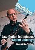 Jazz Guitar Techniques: Modal Voicings. Para Guitarra