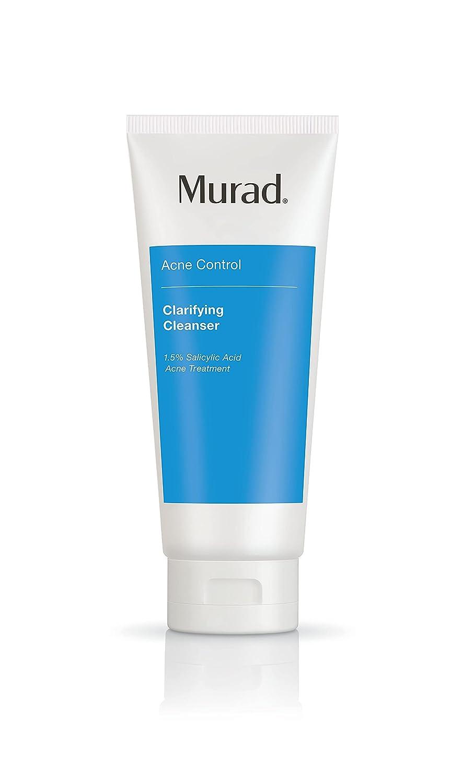 Murad Clarifying Cleanser - Acne Face Wash - Salicylic Acid Cleanser