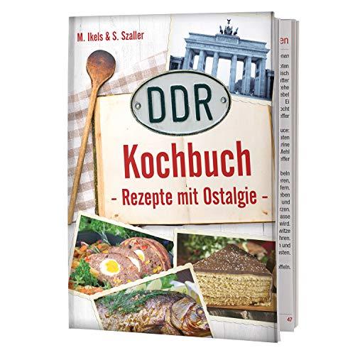 DDR Kochbuch - Rezepte mit Ostalgie