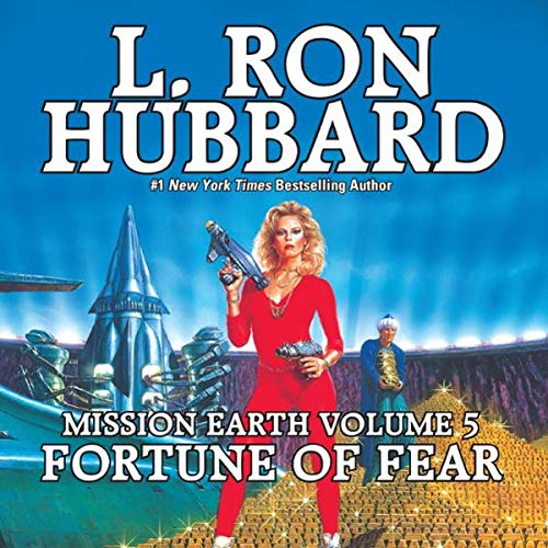 Fortune of Fear audiobook cover art
