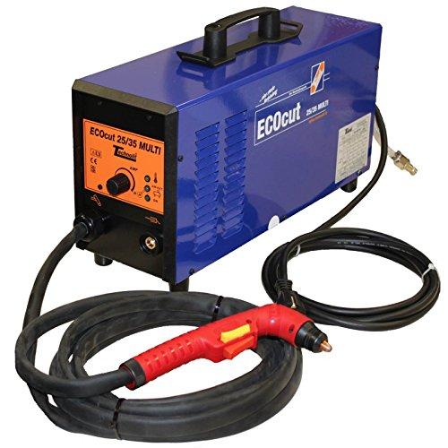 TECHNOLIT Eco Cut 25/35 Multi Plasmaanlage Plasmaschneidanlage Plasmaschneider