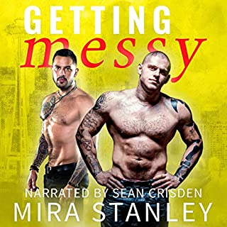 Getting Messy audiobook cover art